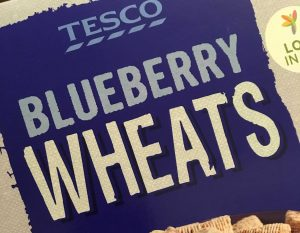 Blueberry Wheats