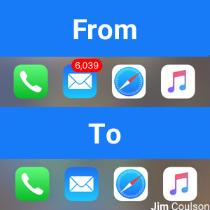 Clearing Emails